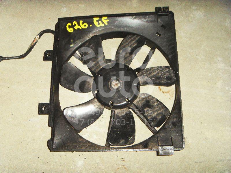 Вентилятор радиатора для Mazda 626 (GF) 1997-2001 - Фото №1