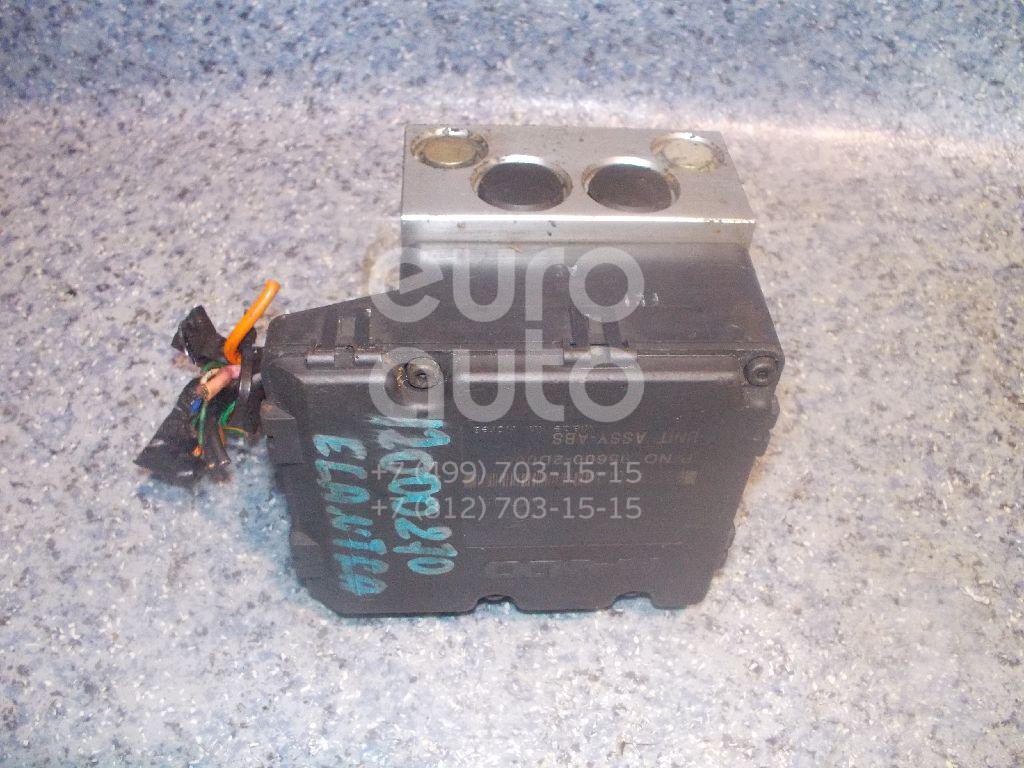 Блок ABS (насос) для Hyundai Elantra 2000-2005 - Фото №1