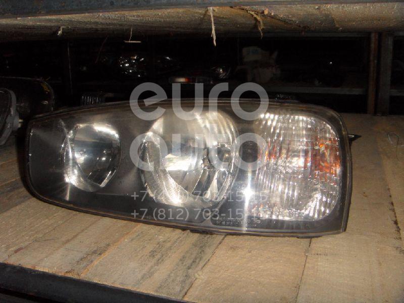 Фара левая для Hyundai Elantra 2000-2005 - Фото №1