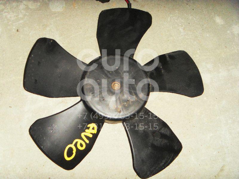 Вентилятор радиатора для Chevrolet Aveo (T200) 2003-2008 - Фото №1