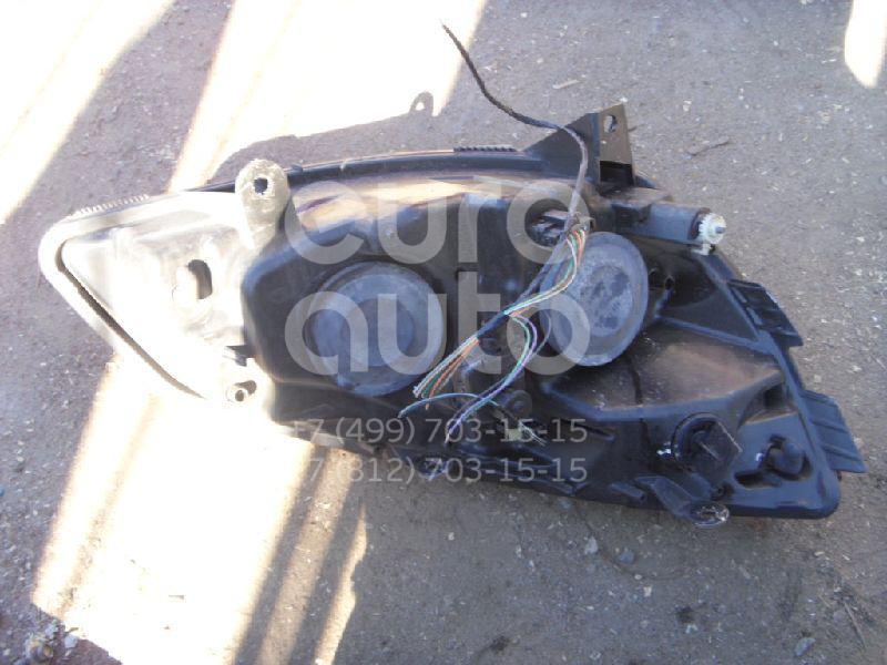 Фара левая для Renault Scenic II 2003-2009 - Фото №1