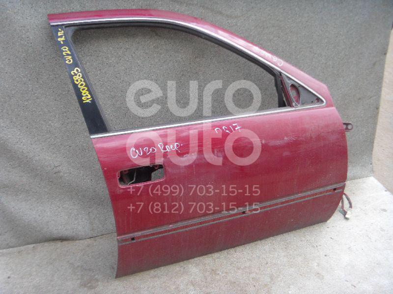 Дверь передняя правая для Toyota Camry V20 1996-2001 - Фото №1