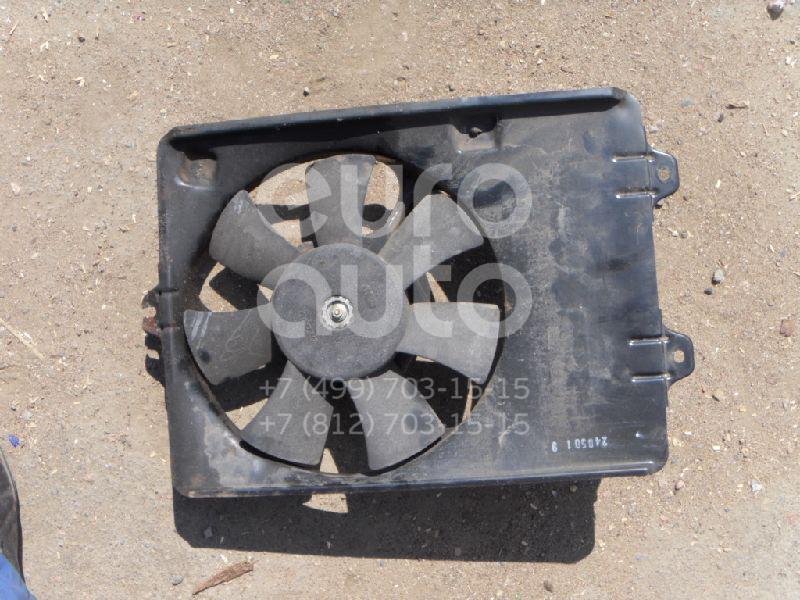 Вентилятор радиатора для Mitsubishi Space Star 1998-2004 - Фото №1