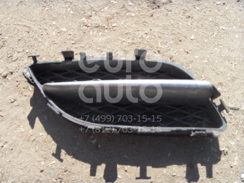 Решетка радиатора правая для Nissan Primera P11E 1996-2002 - Фото №1