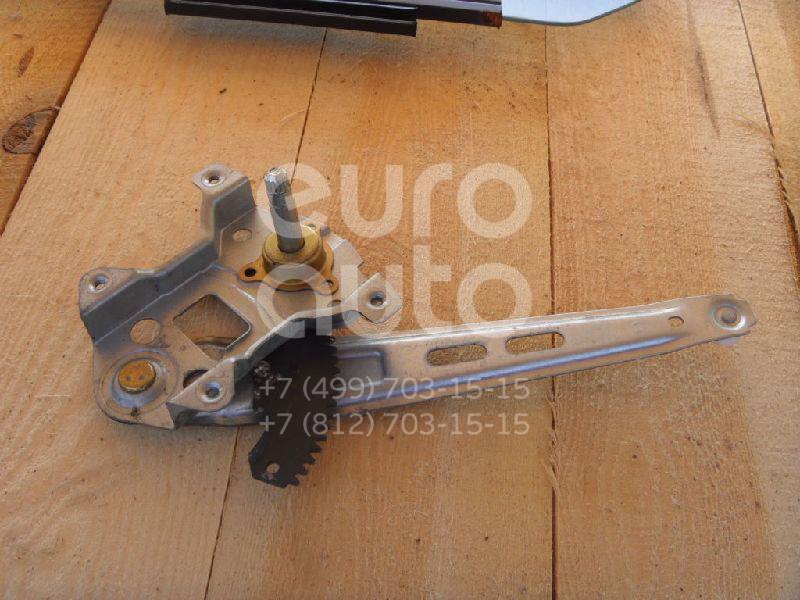 Стеклоподъемник механ. задний правый для Hyundai Getz 2002-2010 - Фото №1