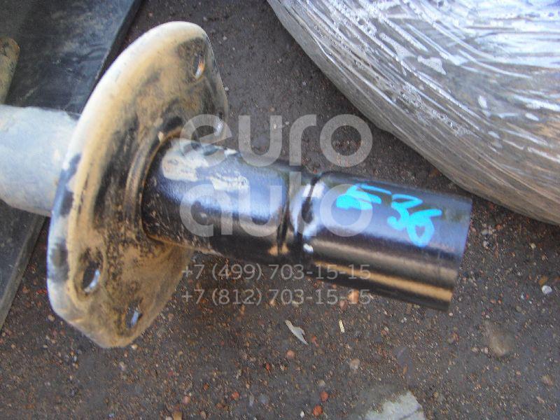 Кронштейн усилителя переднего бампера левый для BMW 3-серия E36 1991-1998 - Фото №1
