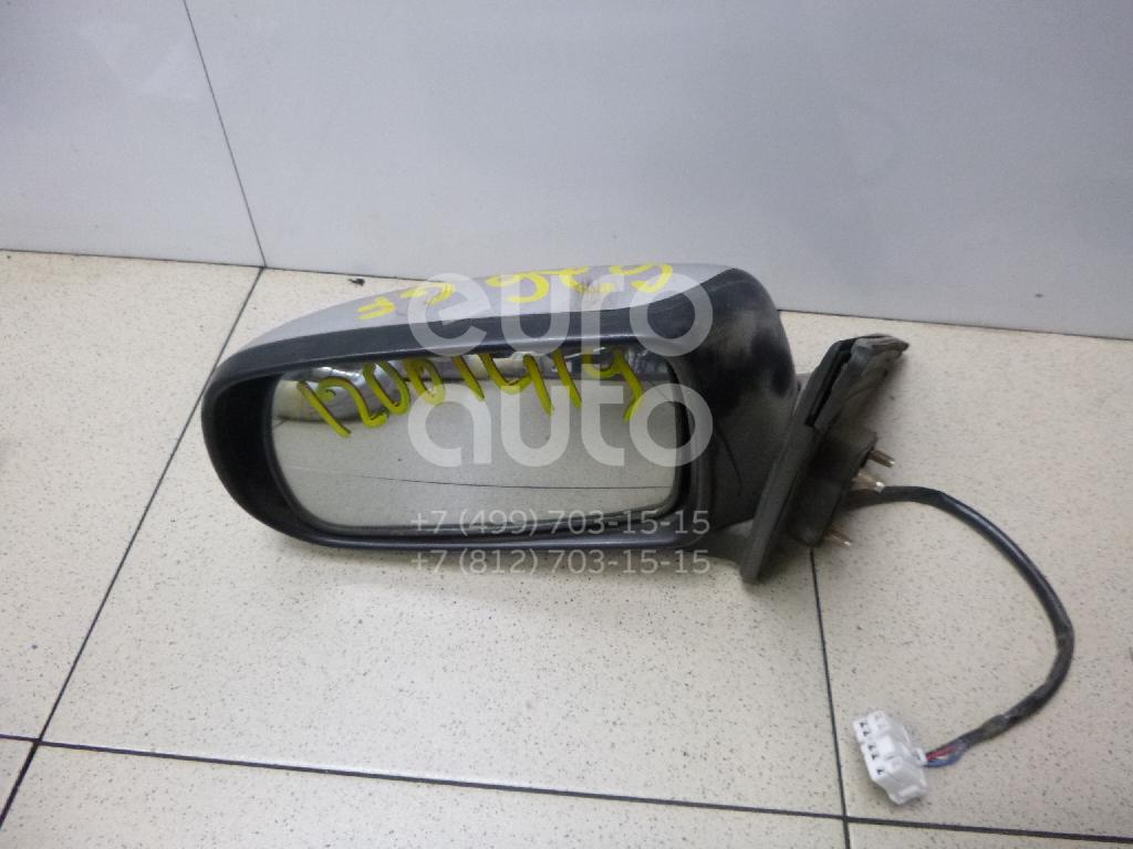 Зеркало левое электрическое для Mazda 626 (GF) 1997-2002 - Фото №1