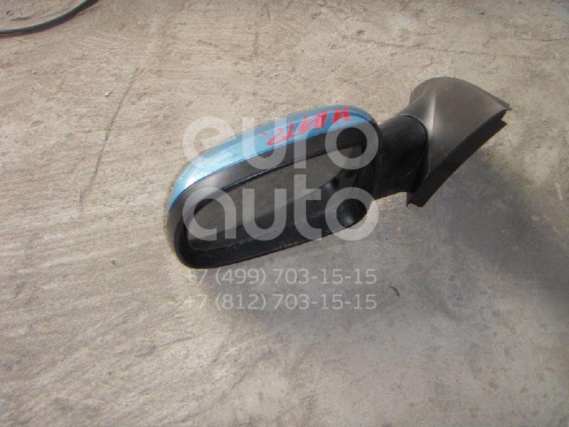 Зеркало левое электрическое для Opel Corsa C 2000-2006 - Фото №1
