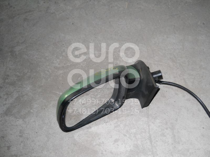 Зеркало левое электрическое для Peugeot 307 2001-2007 - Фото №1