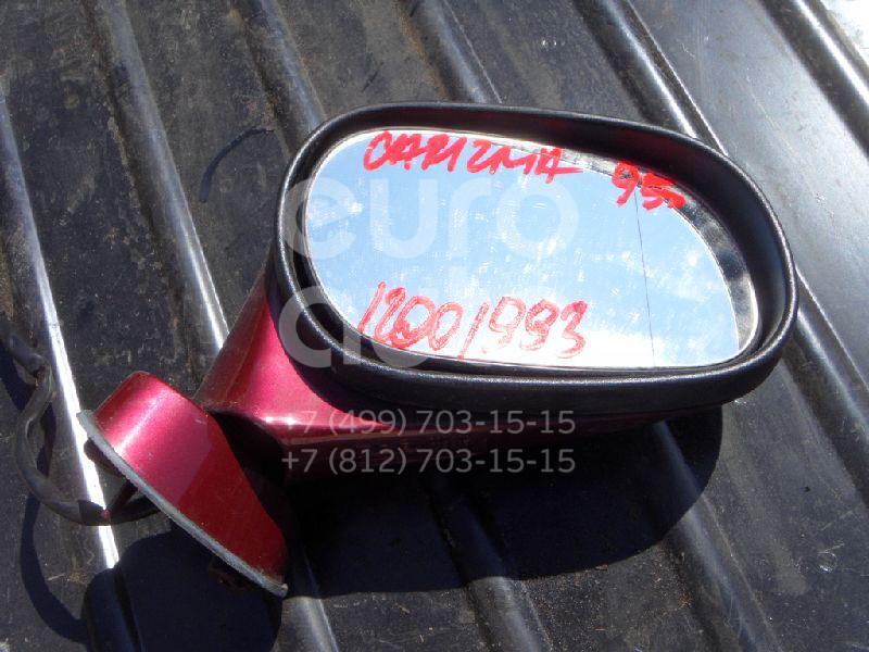 Зеркало правое электрическое для Mitsubishi Carisma (DA) 1995-2000 - Фото №1