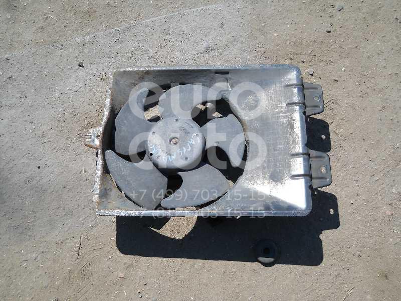 Вентилятор радиатора для Mitsubishi Carisma (DA) 2000-2003;Carisma (DA) 1995-2000 - Фото №1
