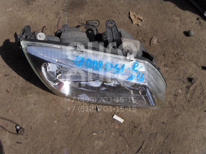Фара правая для Nissan Almera N16 2000-2006 - Фото №1