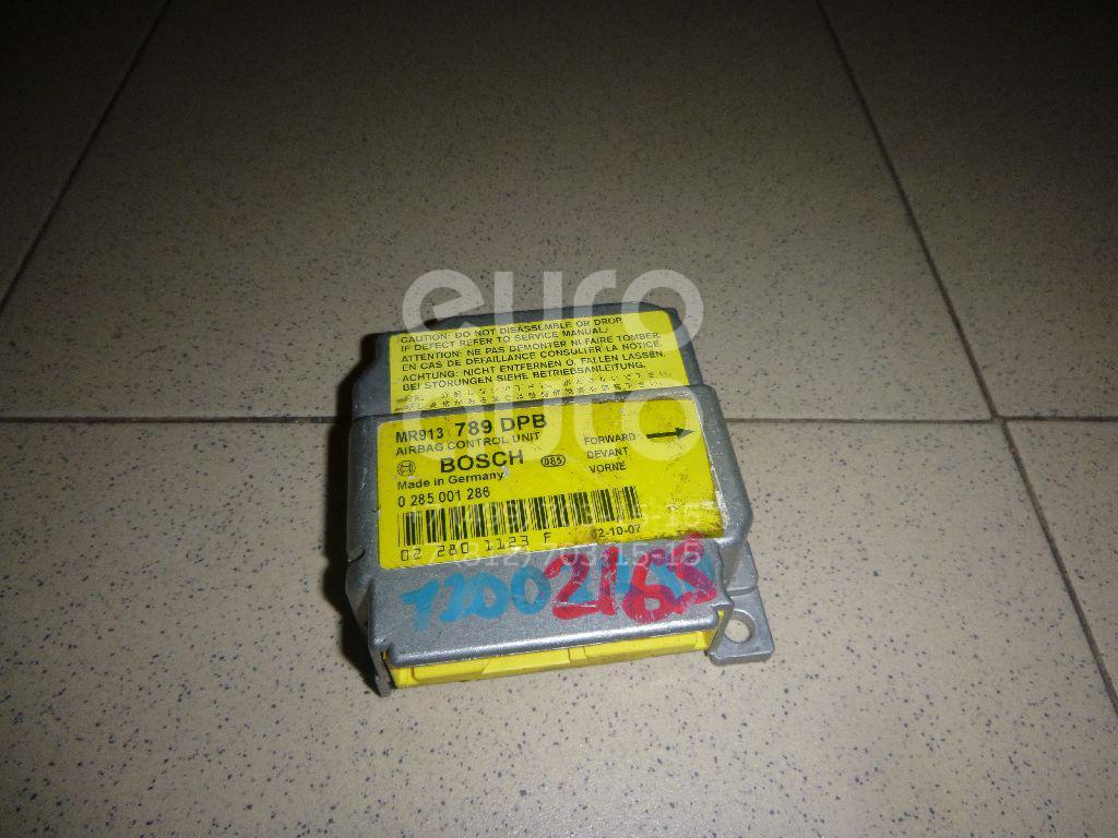 Блок управления AIR BAG для Mitsubishi Carisma (DA) 1995-2000;Pajero/Montero II (V1, V2, V3, V4) 1991-1996;Carisma (DA) 2000-2003 - Фото №1