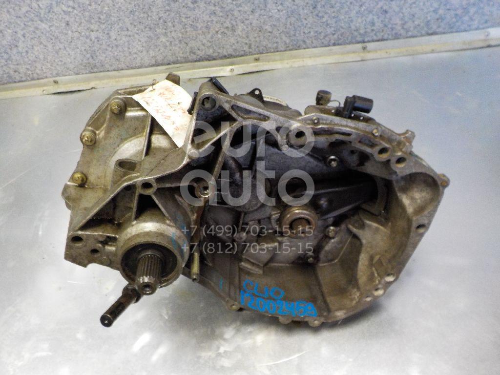 МКПП (механическая коробка переключения передач) для Renault Clio/Symbol 1998-2008 - Фото №1