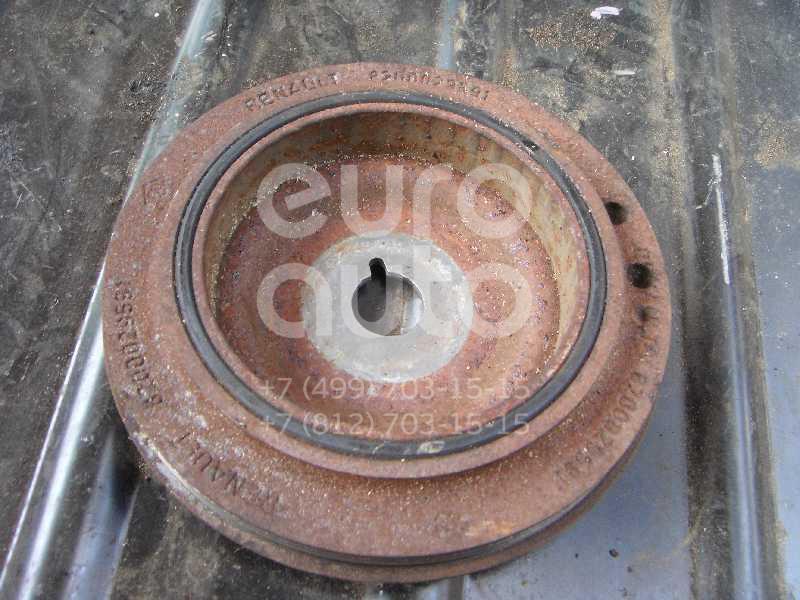 Шкив коленвала для Renault Clio II/Symbol 1998-2008 - Фото №1