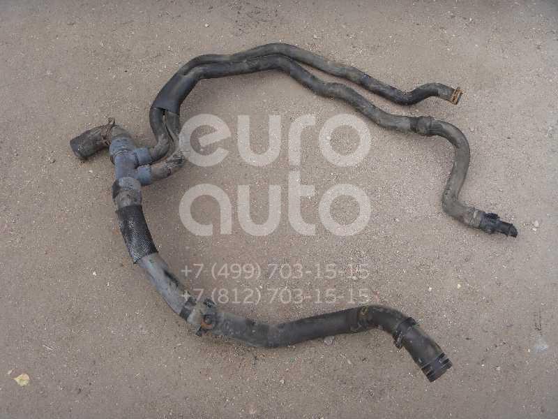 Патрубок радиатора для Renault Clio/Symbol 1998-2008 - Фото №1