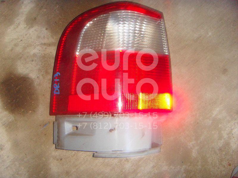 Фонарь задний наружный левый для Ford Galaxy 1995-2006 - Фото №1