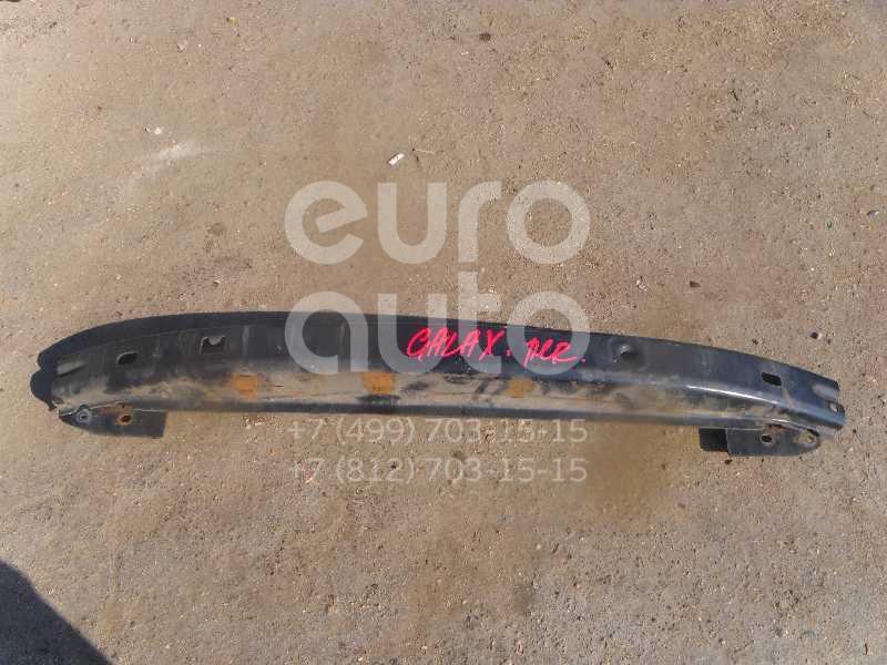 Усилитель переднего бампера для Ford Galaxy 1995-2006 - Фото №1