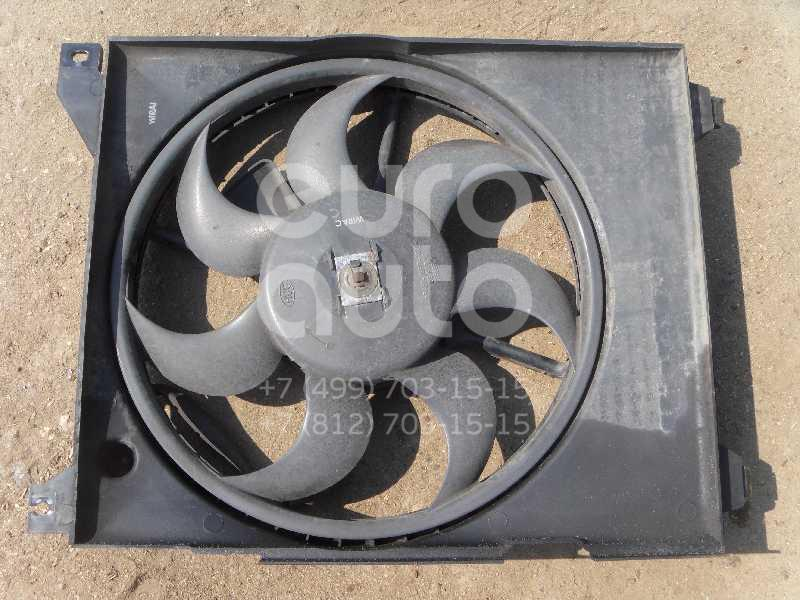 Вентилятор радиатора для Hyundai,Kia Sonata IV (EF)/ Sonata Tagaz 2001-2012;Sonata IV (EF) 1998-2001;Magentis 2000-2005 - Фото №1