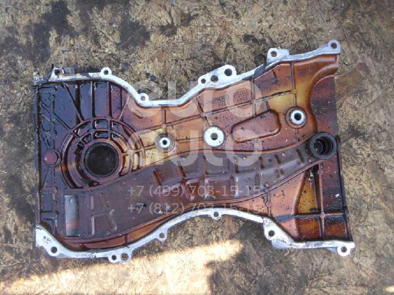 Крышка двигателя передняя для Hyundai,Kia Sonata V (NF) 2005-2010;Magentis 2005-2010;Carens 2006-2012 - Фото №1