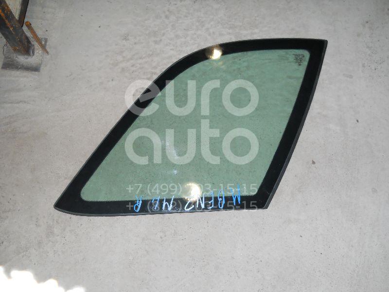 Стекло кузовное глухое правое для Mercedes Benz W163 M-Klasse (ML) 1998-2004 - Фото №1