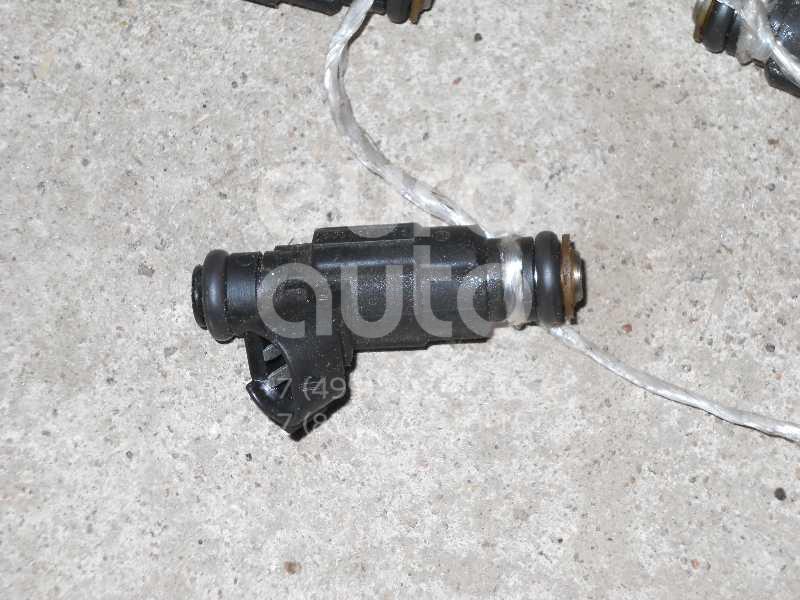 Форсунка инжекторная электрическая для Hyundai Getz 2002-2010 - Фото №1