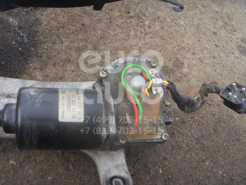 Моторчик стеклоочистителя передний для Mercedes Benz W202 1993-2000 - Фото №1