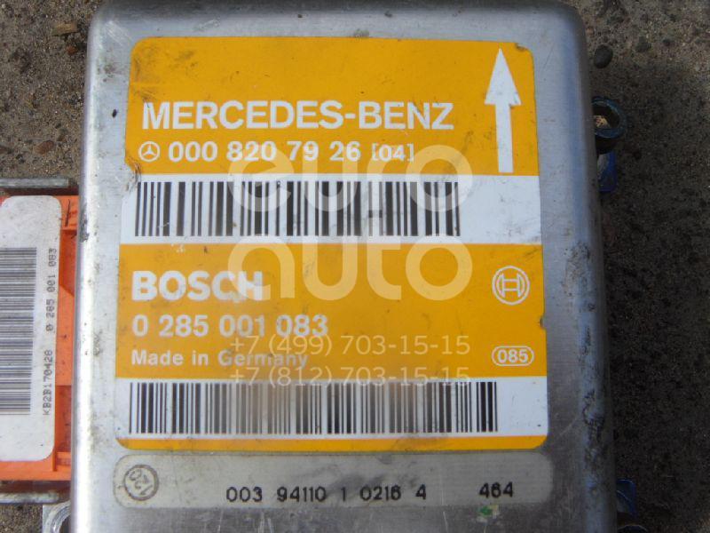 Блок управления AIR BAG для Mercedes Benz W202 1993-2000;W124 1984-1993;R129 SL 1989-2001;W140 1991-1999;W124 E-Klasse 1993-1995;W210 E-Klasse 1995-2000;G-Class W463 1989> - Фото №1