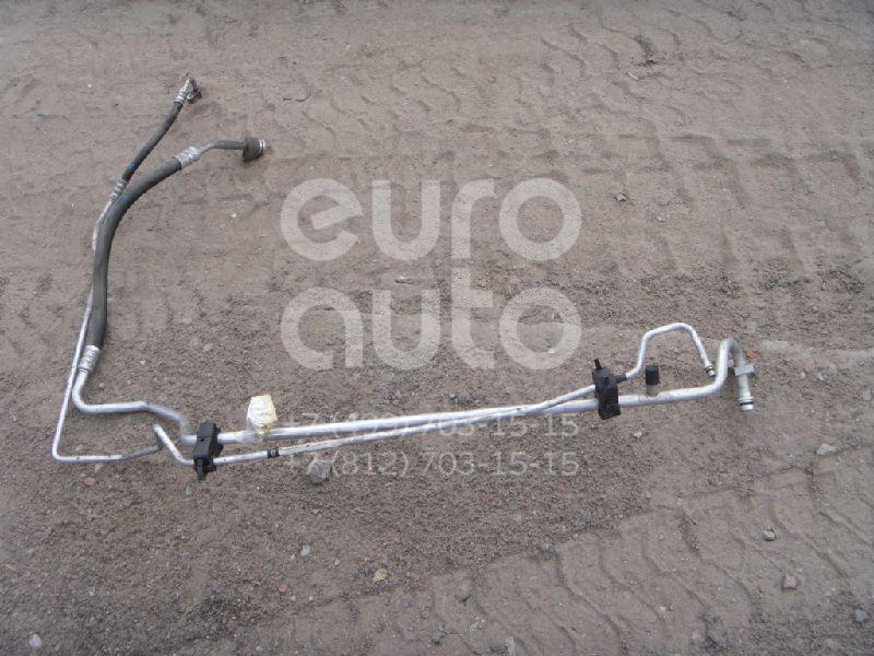 Трубка кондиционера для Mercedes Benz W163 M-Klasse (ML) 1998-2004 - Фото №1