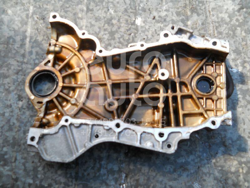 Крышка двигателя передняя для Honda Jazz 2002-2008 - Фото №1