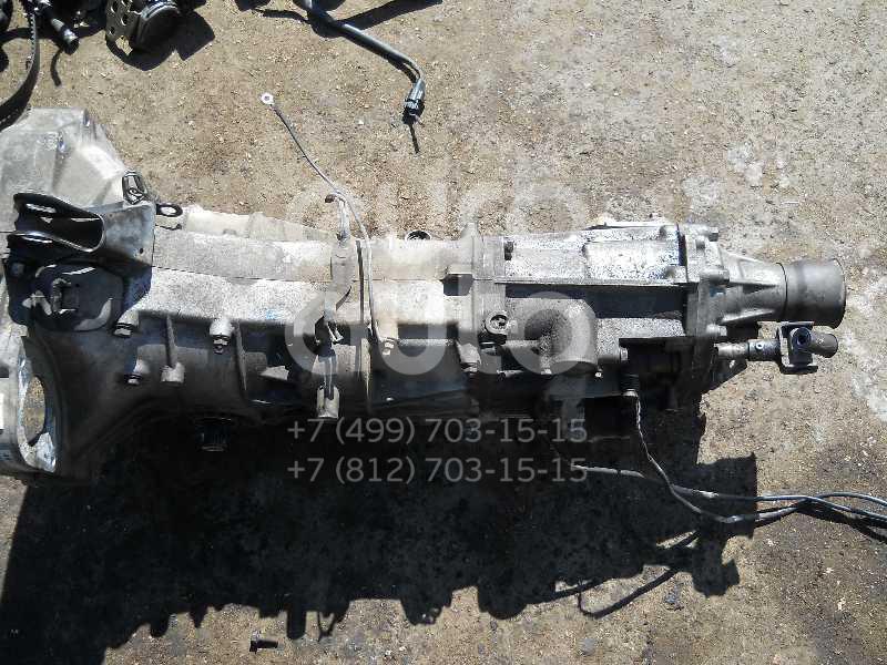 МКПП (механическая коробка переключения передач) для Subaru Impreza (G11) 2000-2007 - Фото №1