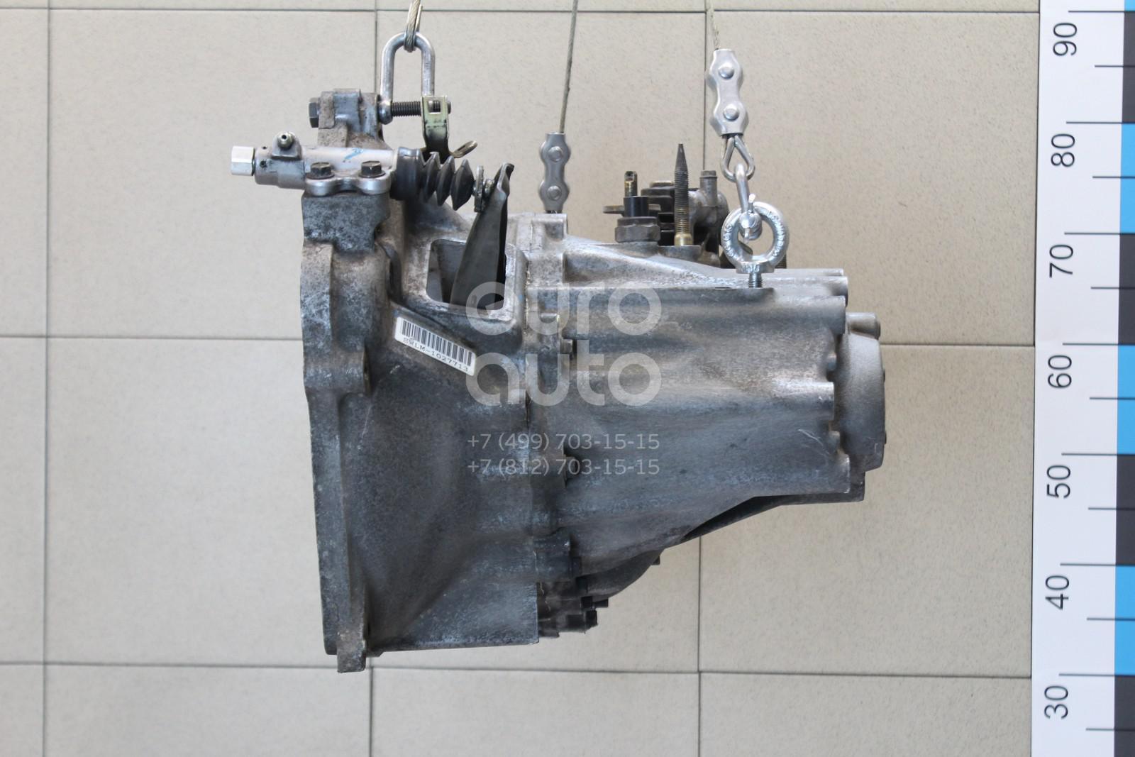 МКПП (механическая коробка переключения передач) для Honda Jazz 2002-2008 - Фото №1
