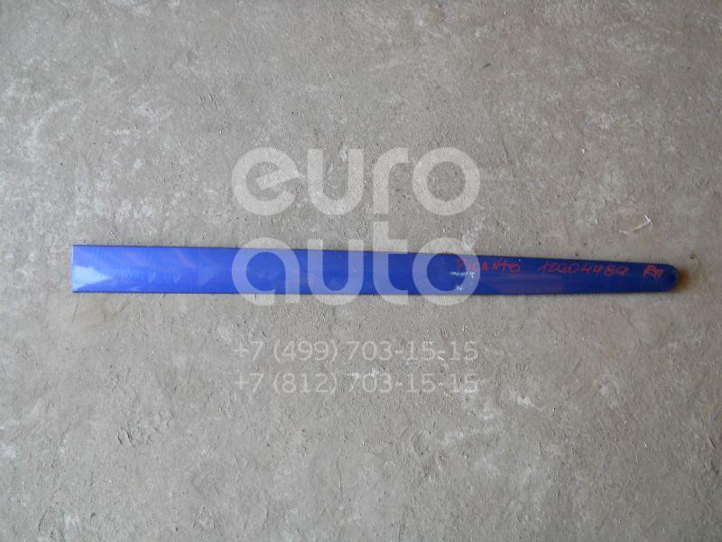 Молдинг передней правой двери для Kia Picanto 2005-2011 - Фото №1