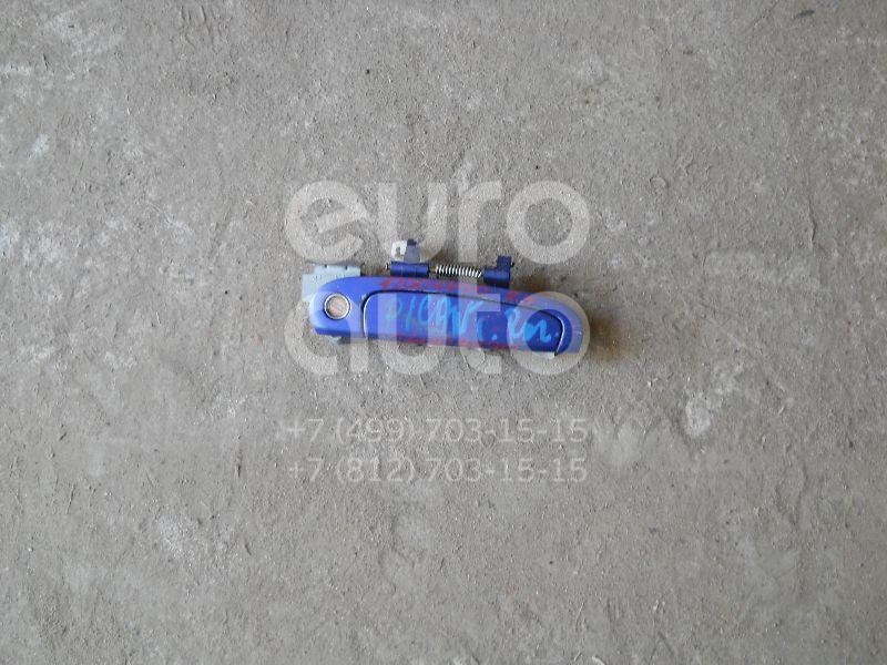 Ручка двери передней наружная правая для Kia Picanto 2005-2011 - Фото №1