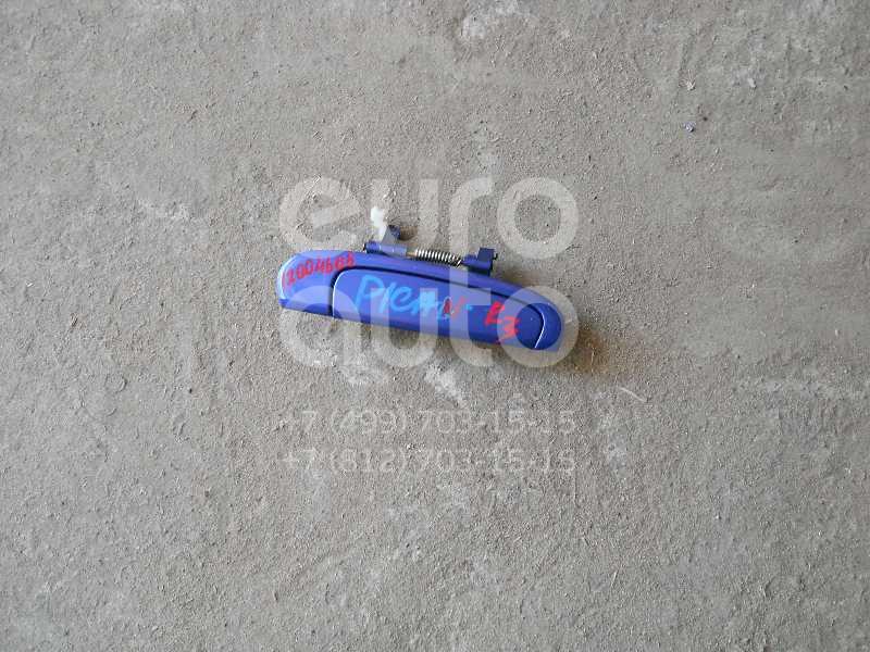 Ручка двери задней наружная правая для Kia Picanto 2005-2011 - Фото №1