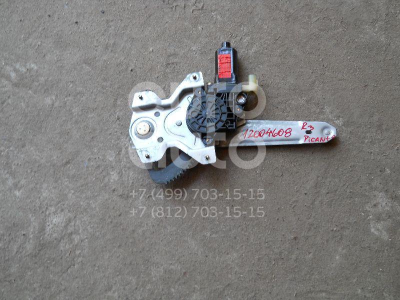 Стеклоподъемник электр. задний правый для Kia Picanto 2005-2011 - Фото №1