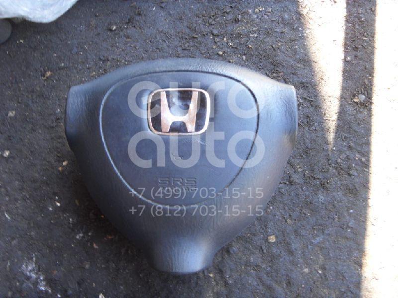 Подушка безопасности в рулевое колесо для Honda Civic 2001-2005 - Фото №1