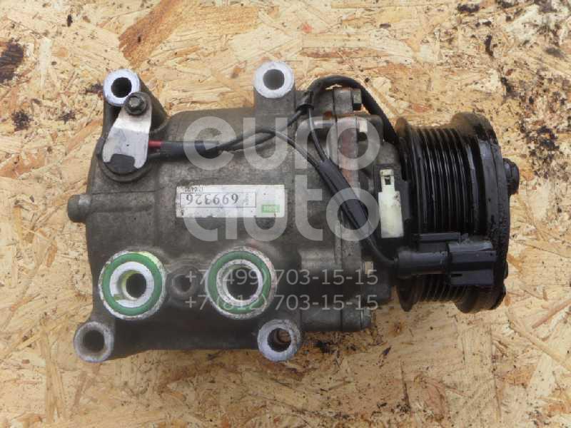 Компрессор системы кондиционирования для Ford Fusion 2002-2012;Fiesta 1995-2000;Focus I 1998-2005;Transit/Tourneo Connect 2002-2013;Fiesta 2001-2008 - Фото №1