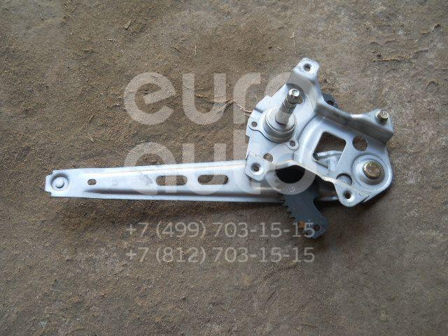 Стеклоподъемник механ. задний левый для Hyundai Getz 2002-2010 - Фото №1