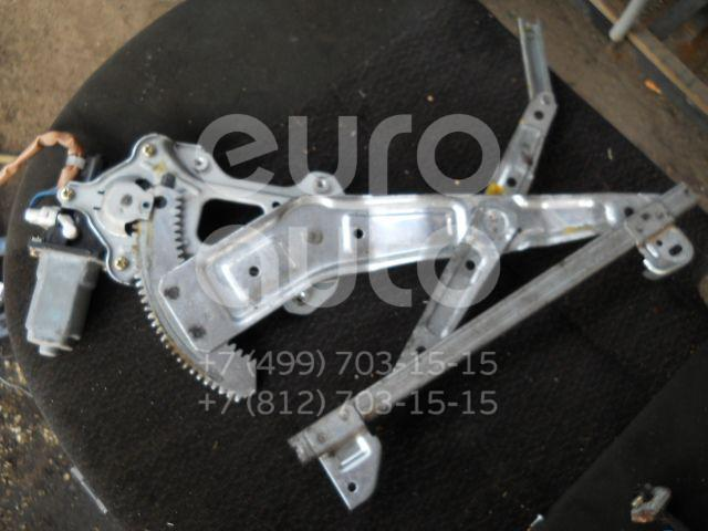 Стеклоподъемник электр. задний правый для Subaru Impreza (G11) 2000-2007 - Фото №1