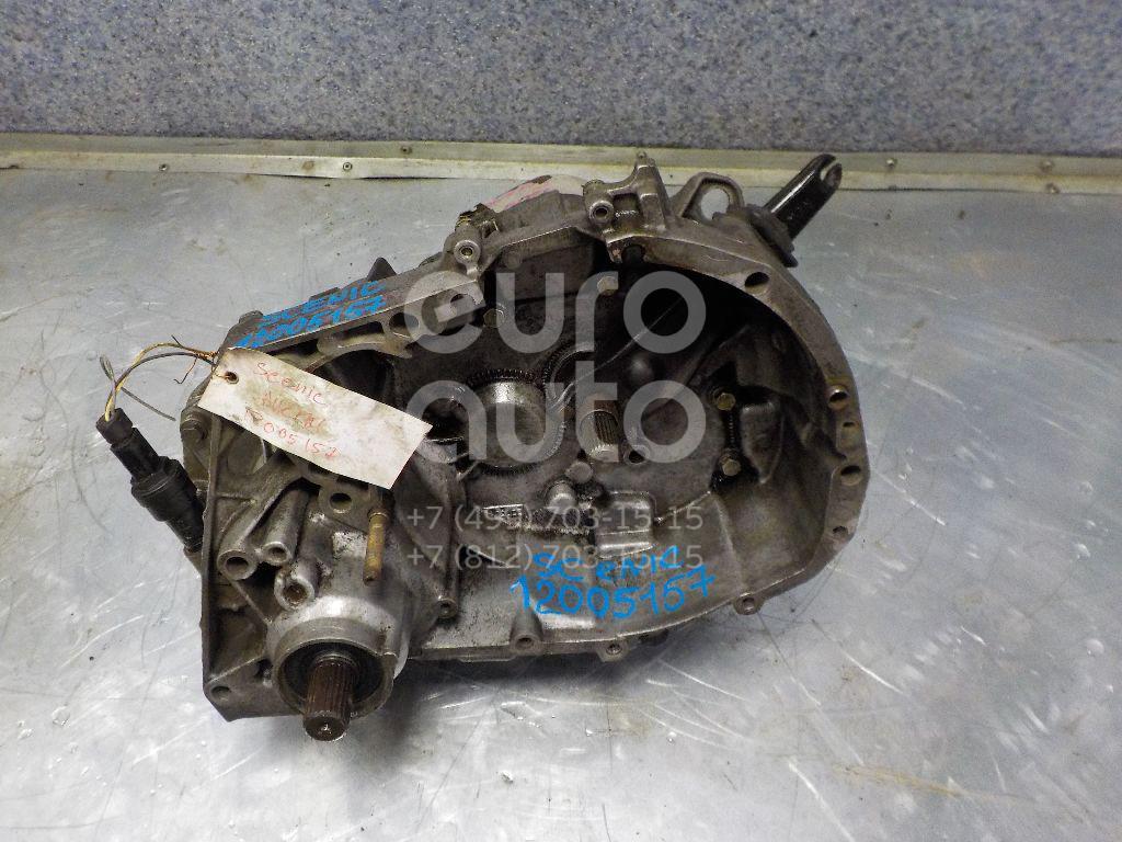 МКПП (механическая коробка переключения передач) для Renault Scenic 1996-1999 - Фото №1