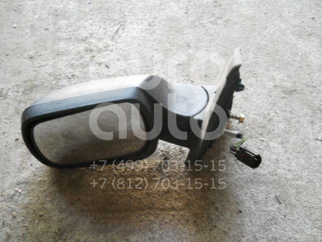 Зеркало левое электрическое для Ford Fusion 2002-2012 - Фото №1