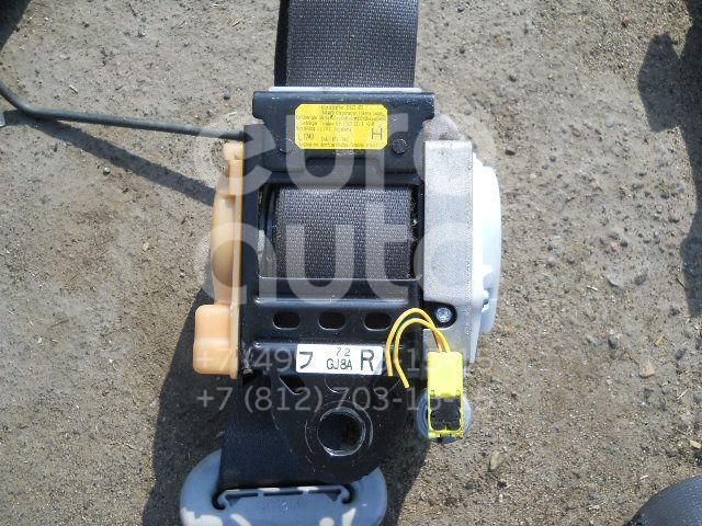 Ремень безопасности с пиропатроном для Mazda Mazda 6 (GG) 2002-2007 - Фото №1