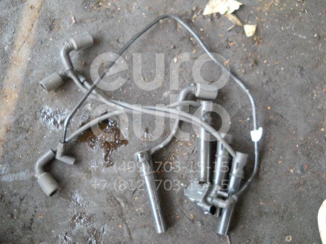 Провода высокого напряж. к-кт для Chevrolet Aveo (T200) 2003-2008 - Фото №1