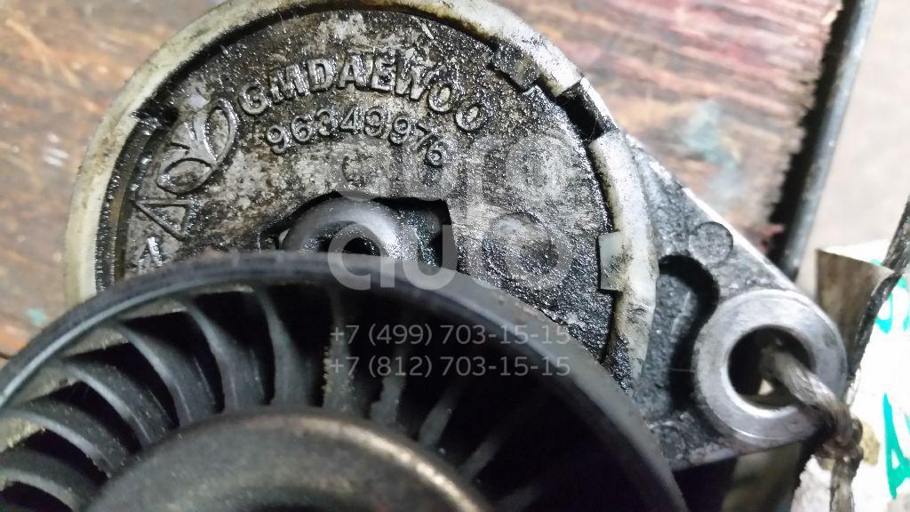 Ролик-натяжитель ручейкового ремня для Chevrolet Aveo (T200) 2003-2008;Lacetti 2003-2013 - Фото №1
