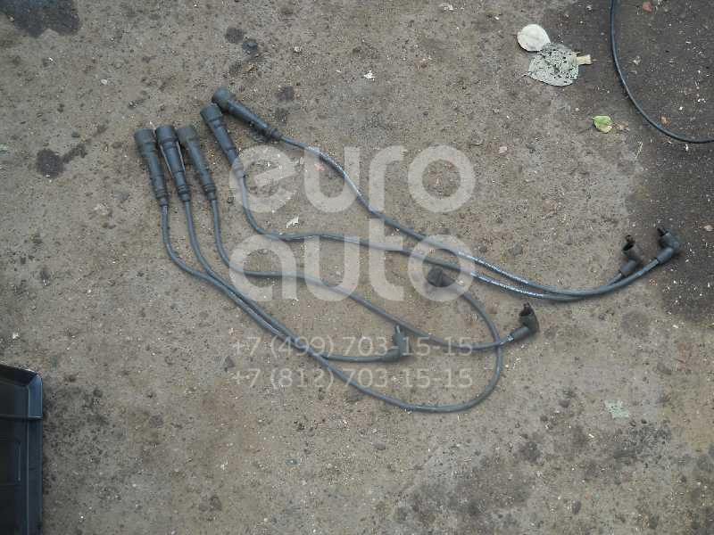 Провода высокого напряж. к-кт для Audi 100 [C4] 1991-1994 - Фото №1