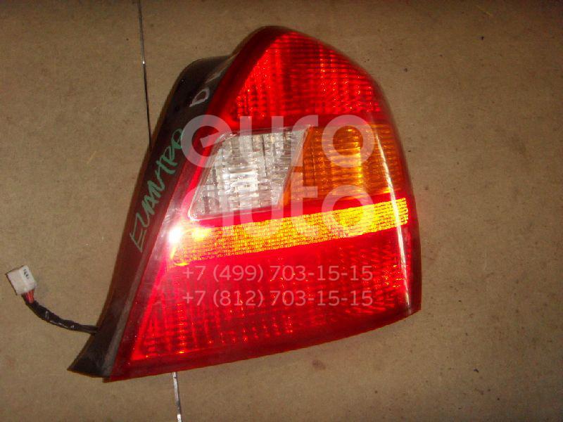 Фонарь задний правый для Hyundai Elantra 2000-2005 - Фото №1