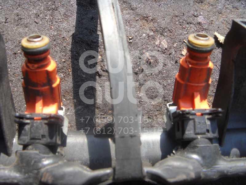 Форсунка инжекторная электрическая для Citroen Berlingo(FIRST) (M59) 2002-2012 - Фото №1