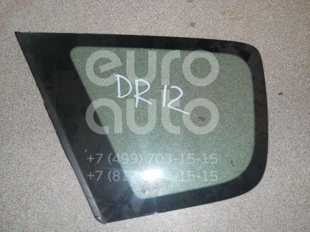 Стекло кузовное глухое левое для Renault Scenic 2003-2009 - Фото №1