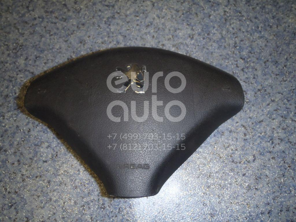 Подушка безопасности в рулевое колесо для Peugeot 307 2001-2007 - Фото №1